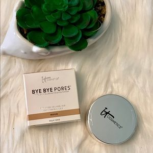 it Cosmetics Bye Bye Pores Tinted Finishing Powder